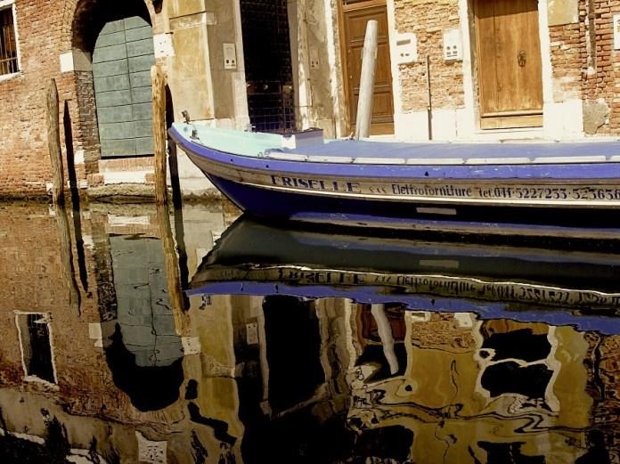 Reflections... Venice