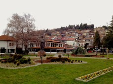 Town of Ohrid