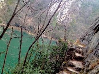 Matka Canyon close to Skopje