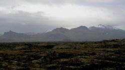 Sky over Iceland, Snæfellsnes peninsula