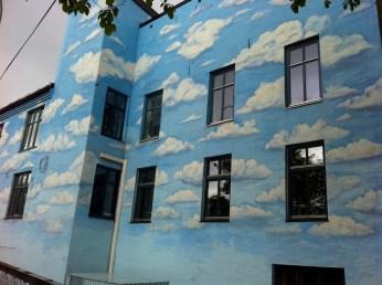 Alternative sky, Oslo, Norway