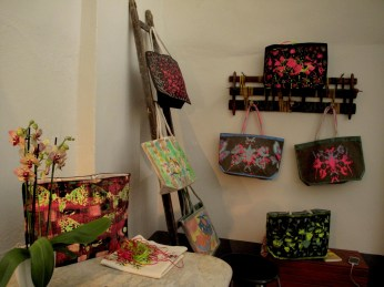 Pop up shop in Florence