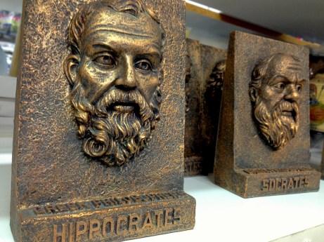Hippocrates souvenirs