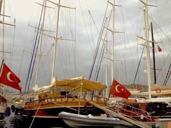 Port in Bodrum