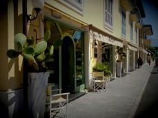 Streets in Forte dei Marmi