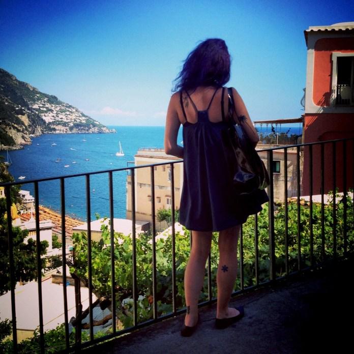 I really enjoyed the views of Positano