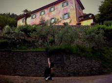 Me and famous villa Bramasole
