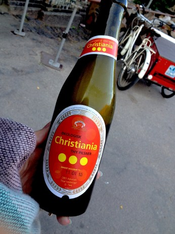 Beer of Chirstiania, Copenhagen