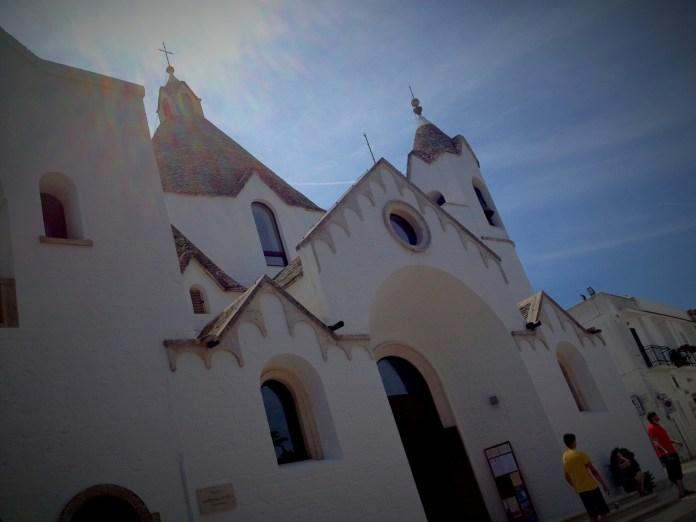 The Trulli Church of Alberobello