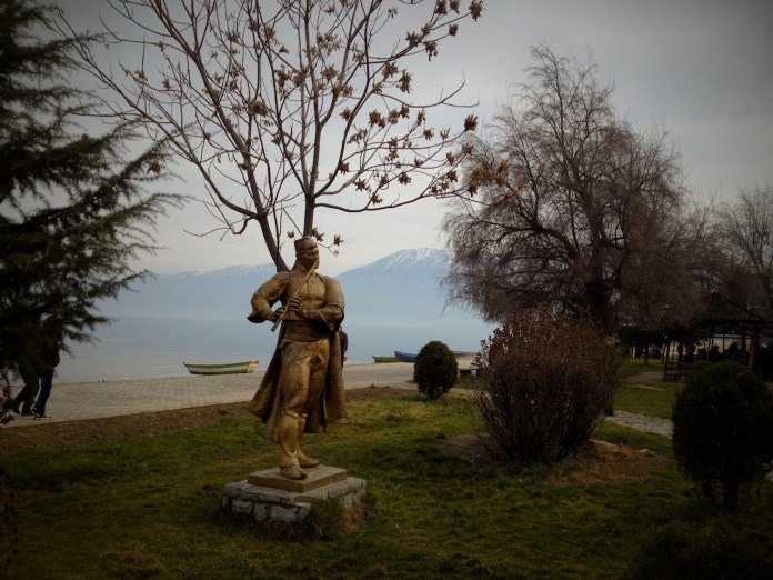 My short visit to small town of Pogradec in Albania