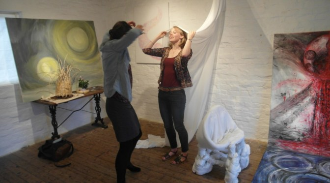 In the Flow: Exhibition Photos
