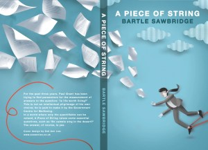 A Piece of String by Bartle Sawbridge - Book Cover