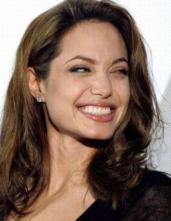 Прически Анджелины Джоли | Прически Анджелины Джоли фото
