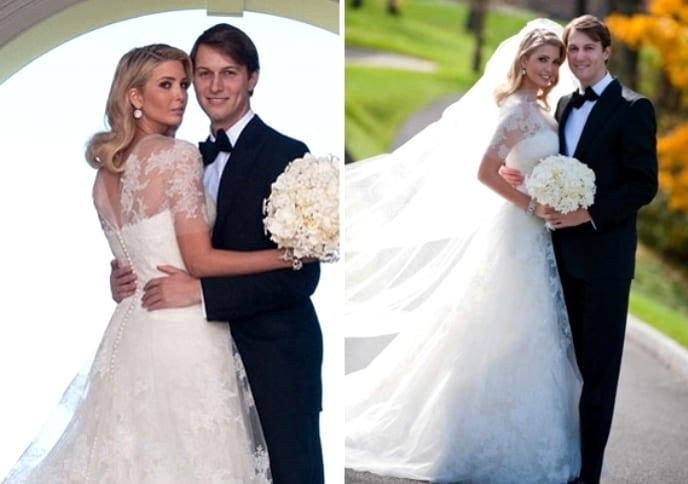 Ivanka Trumps Wedding Invitation Templates