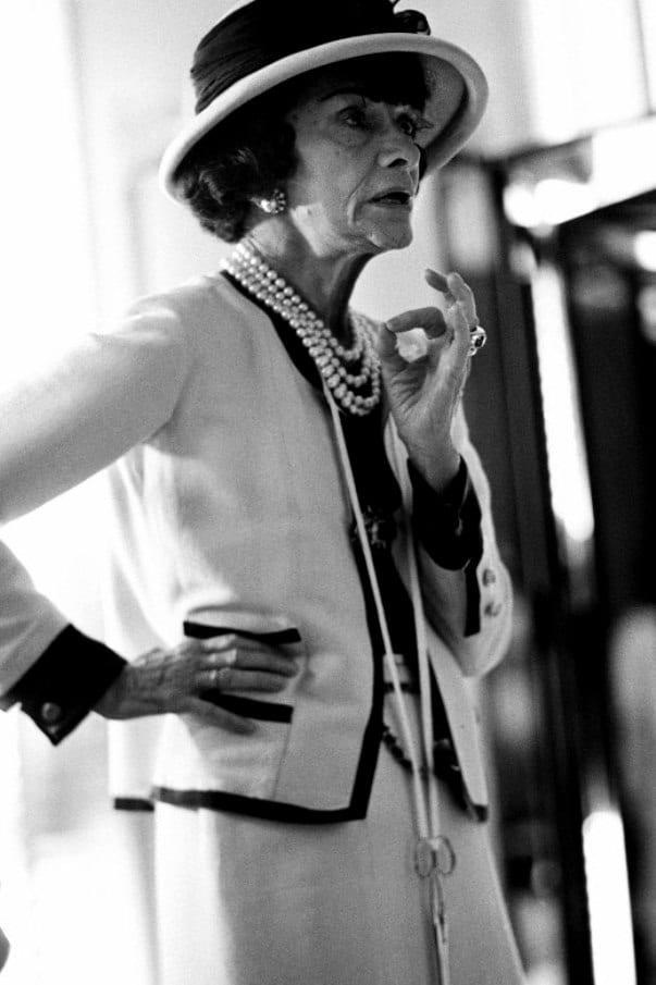 "01b7450f2db6 Стиль шанель в одежде. Основы стиля ""Шанель"" в одежде, фото ..."