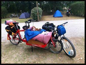 Cargobike antilluvia