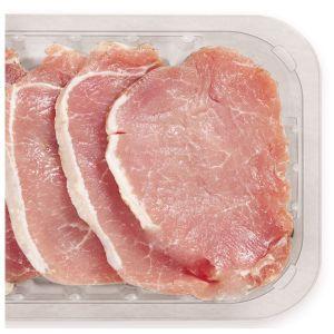 ¿Una alternativa? No compres bandejas preparadas como éstas, y ve a la carnicería con tu propio envase.