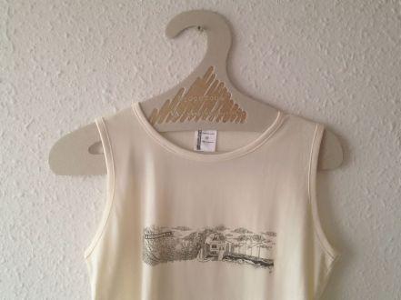 Camiseta de comercio justo Ecocosmopolita