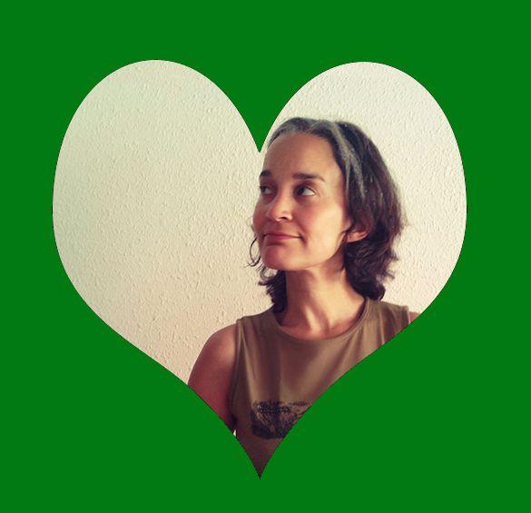 Avatar con Corazón verde Yvelisse Ramírez