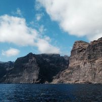 Barranco de Masca, Acantilados de los Gigates, Tenerife