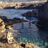 Charco de Don Gabino. Piscina Natural. Tenerife