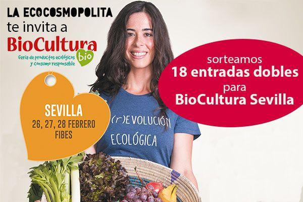 Sorteo Entradas para Biocultura Sevilla