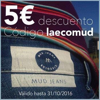 Vale de descuento Mud Jeans