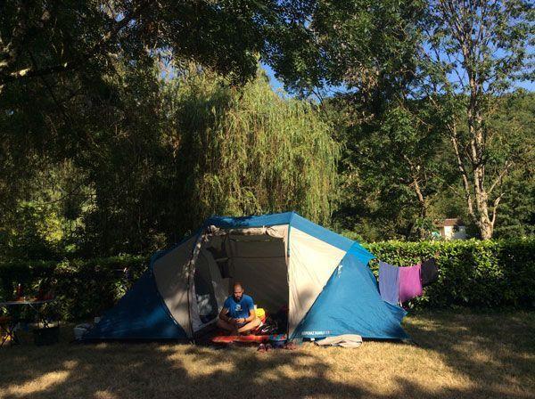 de camping en francia con niños