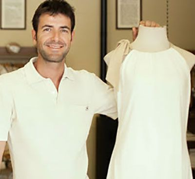 Santi Mallorquí, CEO de Organic Cotton Colours