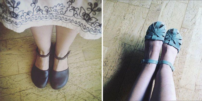 EL Naturalista. calzado sostenible, de piel y vegana, hecha en España