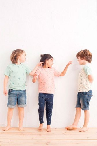 Tiralahilacha, moda sostenible para niños