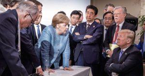 """Durante la cumbre del G7, Trump amenazó a Japón """"con mandarle a 25 millones de mexicanos"""": WSJ"""