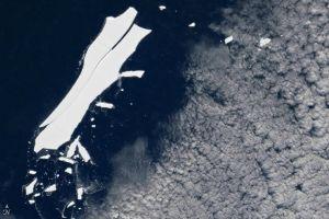El mayor iceberg antártico, en trance de desaparición