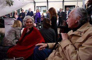 Inauguran la Fundación Elena Poniatowska