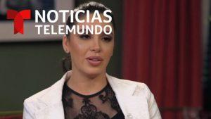 Video: La entrevista de Emma Coronel, esposa de El Chapo, con Telemundo: habla de su relación con el capo, al que le gusta la fama, de su vida privada, social y espiritual. Afirma que sus negocios son lícitos