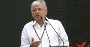 AMLO pide a los empresarios que se suban al Tren Maya; les ofrece estímulos y cuidar su inversión