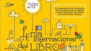 Anuncian la Feria Internacional del Libro de La Habana