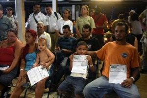 Ingresaron 3 mil 51 centroamericanos en tres días a México