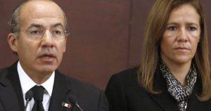 Calderón y Margarita Zavala registran ante el INE a México Libre, un nuevo partido político