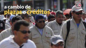 Video: Suenan tambores de guerra, y un grupo ungido por Cárdenas pide la cabeza de Romero Deschamps