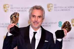 Cuarón y 'Roma' se llevan la noche en los premios BAFTA