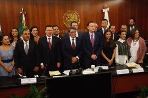 Video: Guardia Nacional con estructura y mando civil, aprueban senadores unánimemente