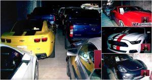 """Video: AMLO anuncia la venta de un lote de 66 carros """"machuchones"""" hay: Porshe's, BMW's, Lamborghini's y Mustang's"""