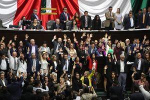 Diputados aprueban reforma al Artículo 19 para sancionar duramente delitos como feminicidios, corrupción, robo de hidrocarburos y uso de programas sociales con fines electorales