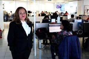 Se erradicará cualquier práctica de corrupción en Notimex, advierte su nueva directora, Sanjuana Martínez