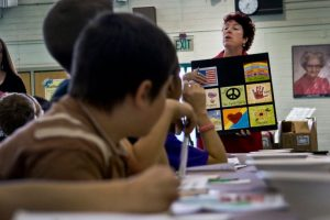 Calls for a charter school moratorium in California are growing louder