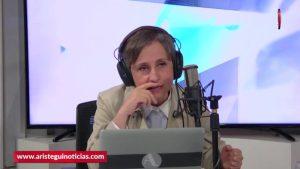 Krauze es astuto y por eso intenta desviar la atención sobre campaña negra contra AMLO: Tatiana Clouthier