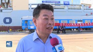 Cuba moderniza su ferrocarril con ayuda de China