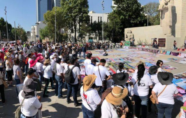 Miles de madres exigen a autoridades hallar a sus hijos desaparecidos