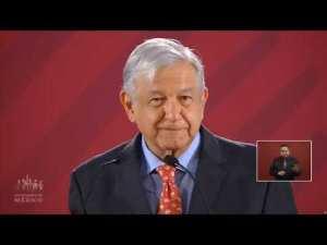 Tomamos en cuenta lo que dice Trump, pero 'amor y paz': López Obrador